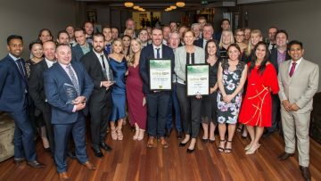 JAYDO wins Civil Contractors Federation Awards